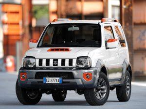 2015 Suzuki Jimny Street JB43