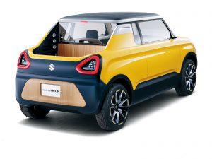 2015 Suzuki Mighty Deck
