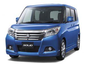 2015 Suzuki Solio Hybrid