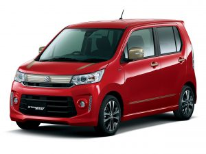 2015 Suzuki Wagon R tingray J Style