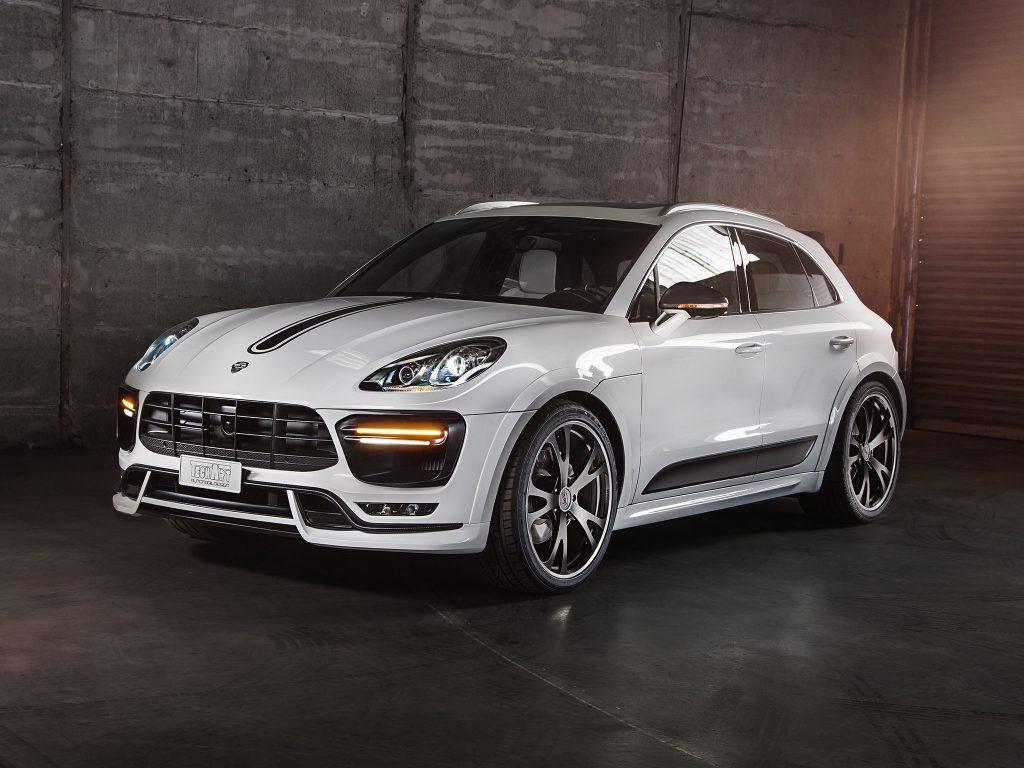 2015 Porsche Macan - Techart