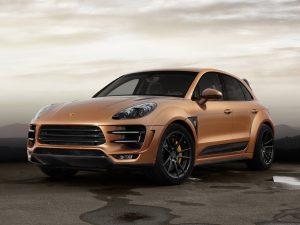 Porsche Macan Ursa Aurum - Topcar 2015