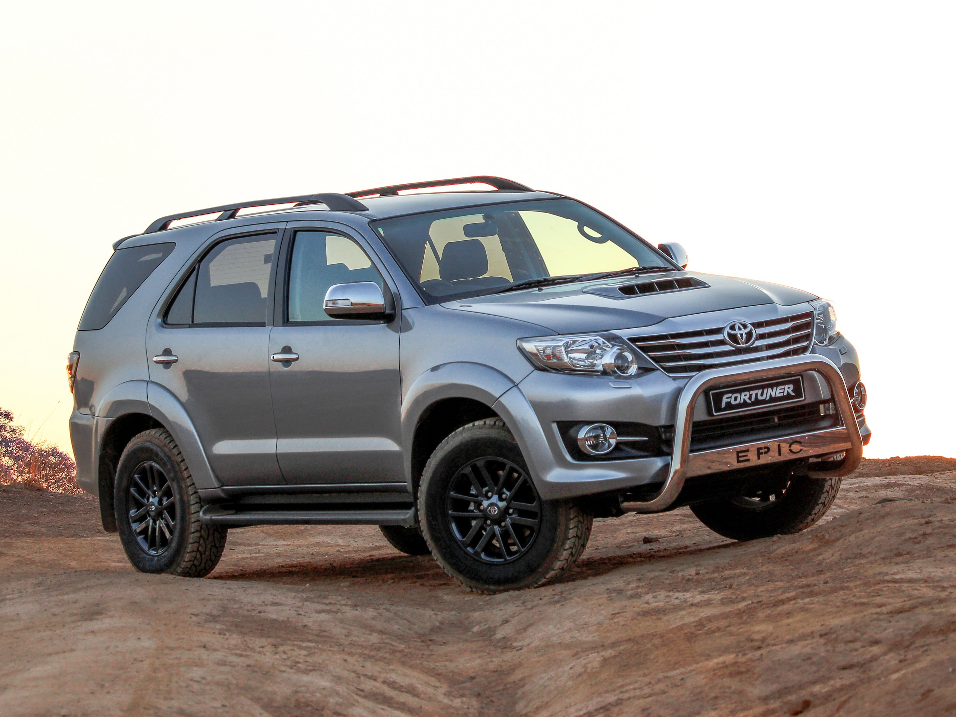 2015 Toyota Fortuner Epic