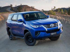 2015 Toyota Fortuner GX Australia2015 Toyota Fortuner GX Australia