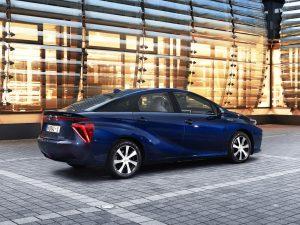 Toyota Mirai eu 2015
