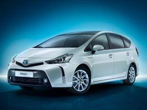 Toyota Prius Plus 2015