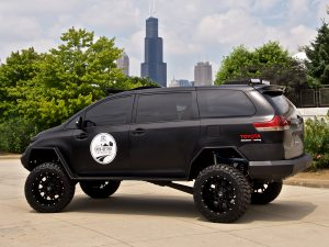 Toyota Ultimate Utility Vehicle 2015