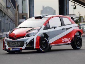 Toyota Yaris WRC Prototype 2015