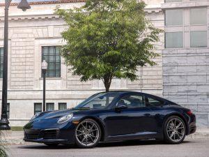 2016 Porsche 911 Carrera Coupe 991 USA