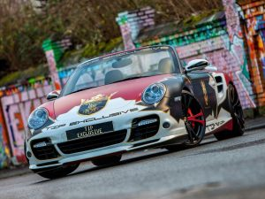 2016 Porsche 911 Turbo Convertible by TIP-Exclusive