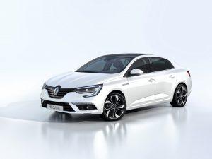 2016 Renault Megane Sedan