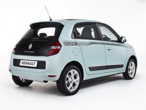 2016 Renault Twingo The Color Run