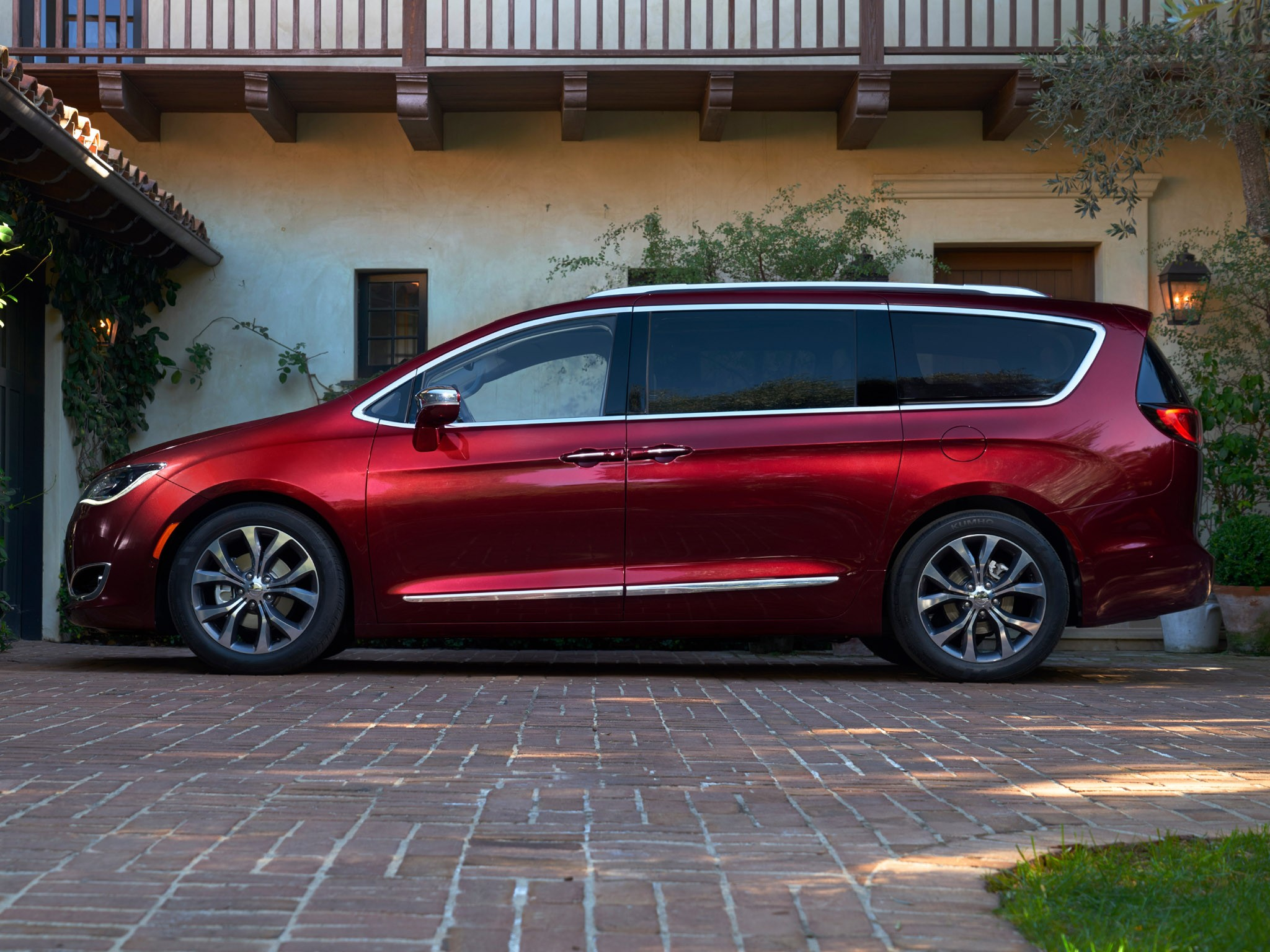 2016 Chrysler Pacifica Limited