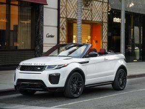 2016 Land Rover Range Rover Evoque Convertible USA