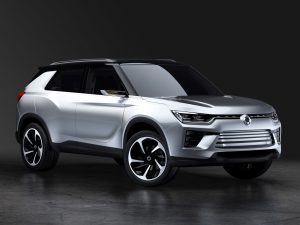 SsangYong SIV-2 Concept 2016