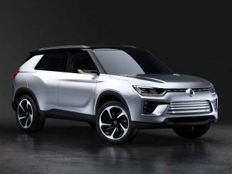 2016 SsangYong SIV-2 Concept