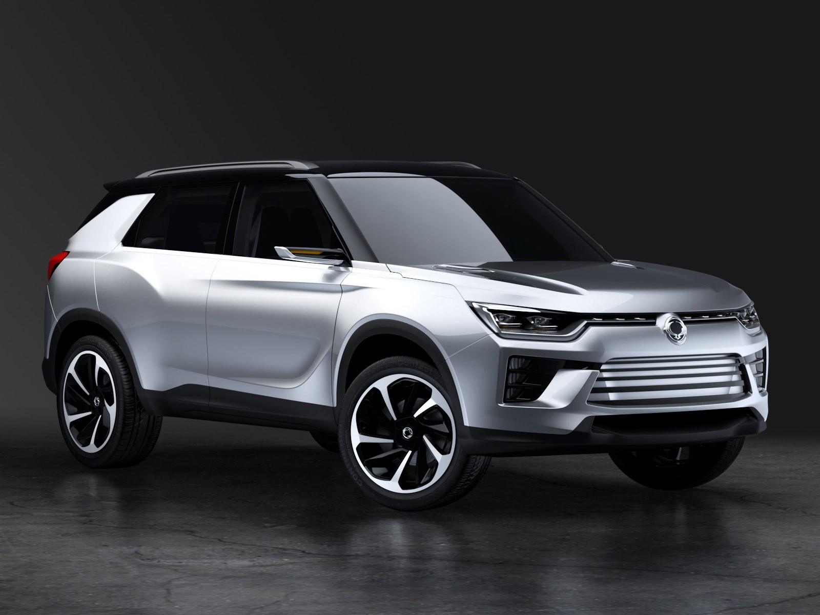 Ssangyong SIV-2 Hybride Concept Mild-Hybrid – Info,Photos et désignation