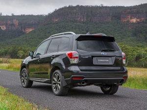 2016 Subaru Forester 2.0 XT Australia