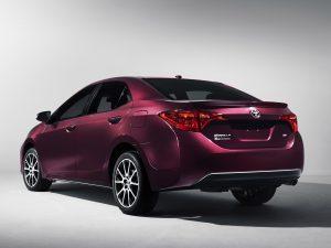 Toyota Corolla SE 50th Anniversary USA 2016