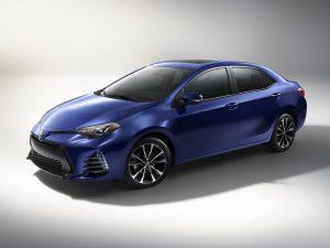 Toyota Corolla XSE 2016