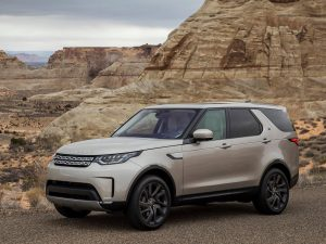 2017 Land Rover Discovery Sd4