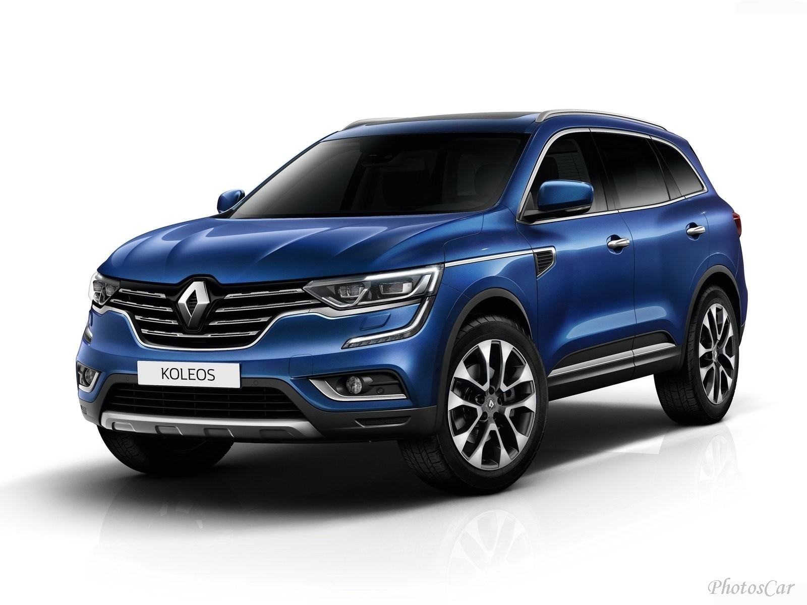renault koleos 2017 vous plonge dans une atmosph re raffin e photos. Black Bedroom Furniture Sets. Home Design Ideas
