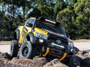 Toyota HiLux Tonka Concept 2017