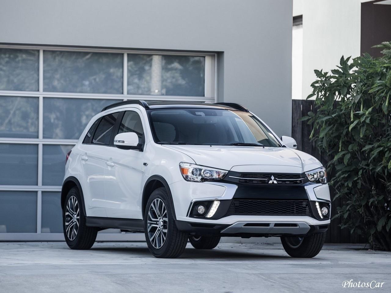 Mitsubishi Outlander Sport 2018 : Un nouveau paquet d'options