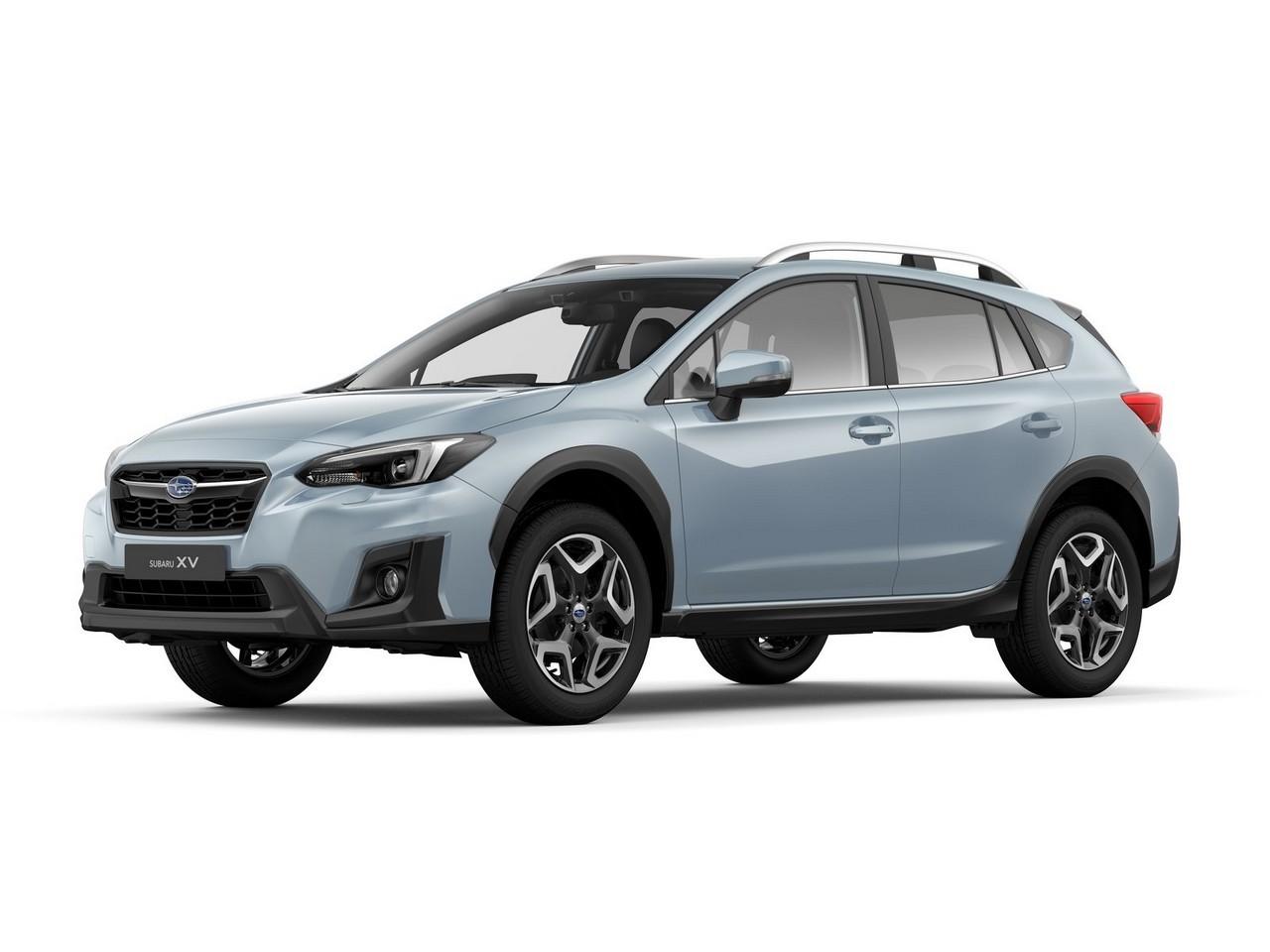 2018 Subaru XV Crosstrek Concept