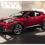 2018 Toyota C-HR US Version