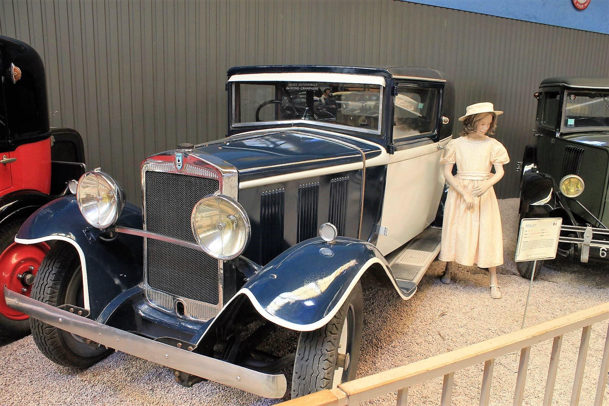 Berliet D68 Coupe (1928)