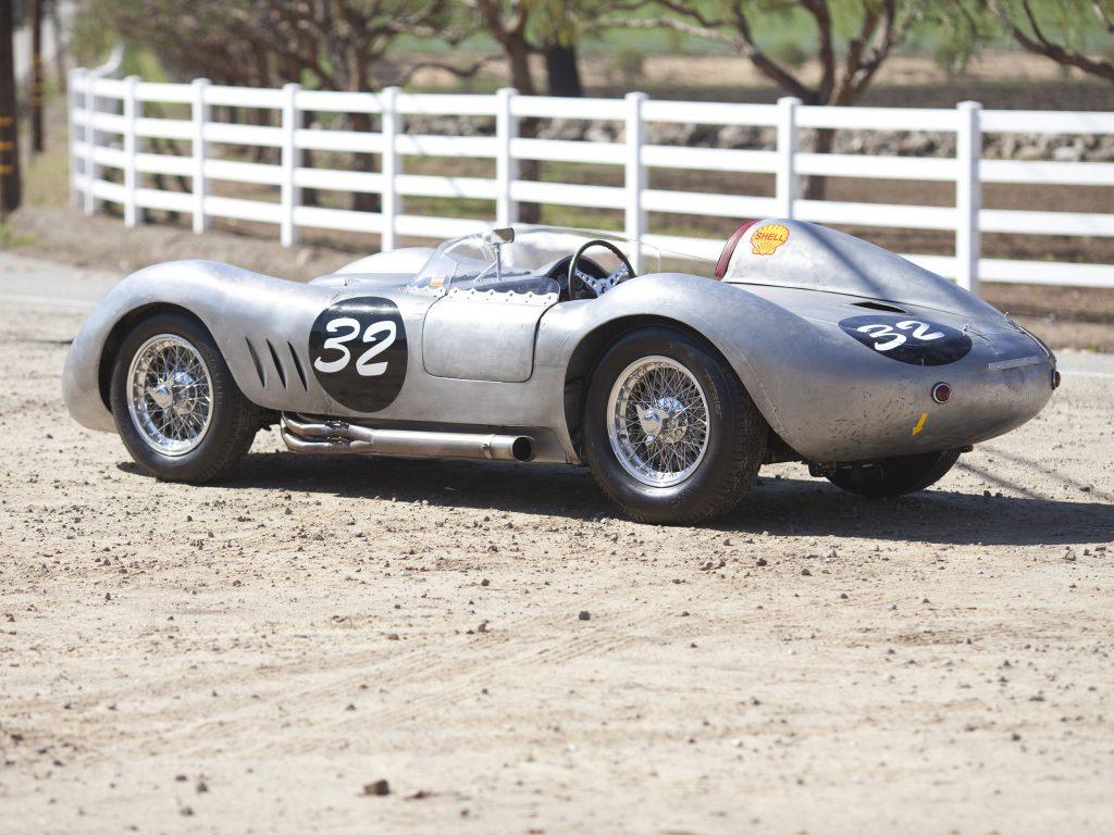 1955 Maserati 200S