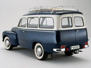 1958 Volvo PV445 PH