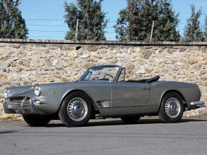 Maserati 3500 Spyder by Vignale 1960
