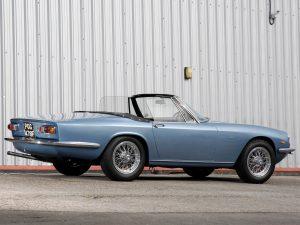 Maserati Mistral Spyder 1963
