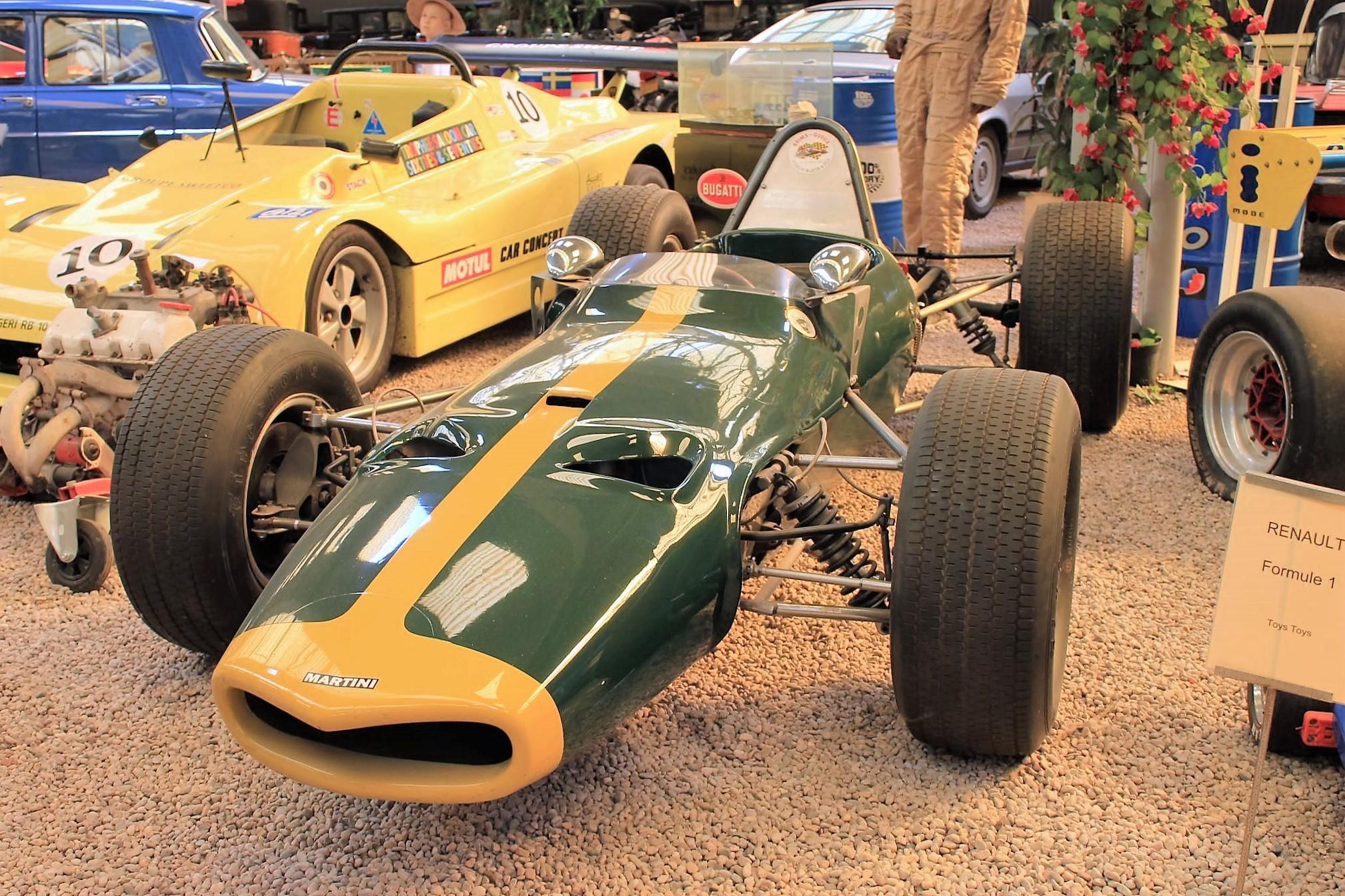Musée automobile de Reims
