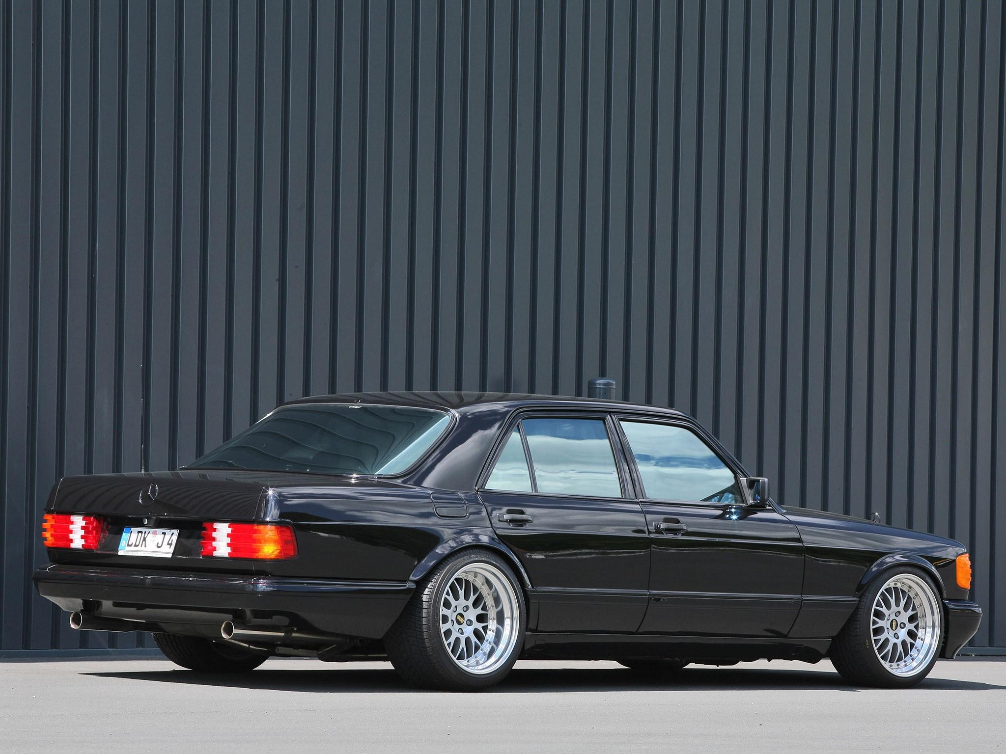 1991 Inden Design - Mercedes 560 SE W126