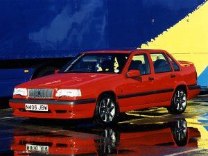 1996 Volvo 850 R