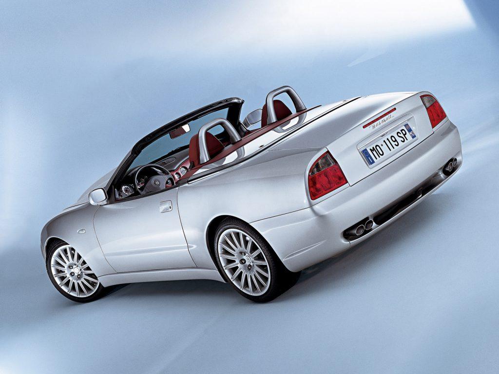 2001 Maserati Spyder