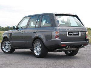 2005 Cargraphic - Range Rover