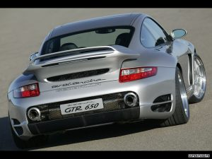 2006 Gemballa - Porsche GTR 650 Avalanche