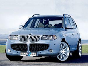 2006 Hartge - Bmw X3