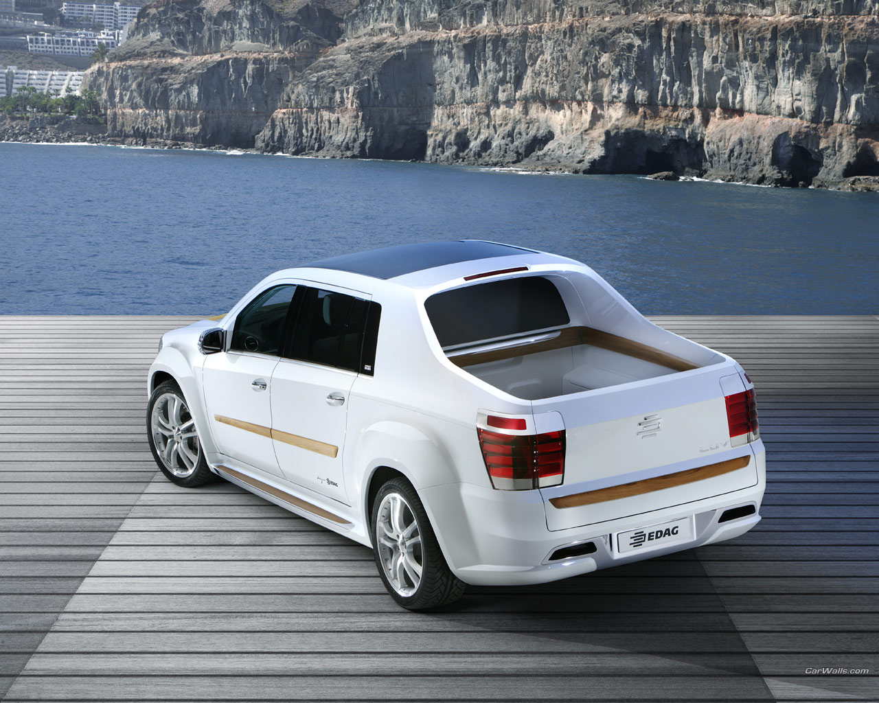 2007 Edag - Luv pick-up Concept