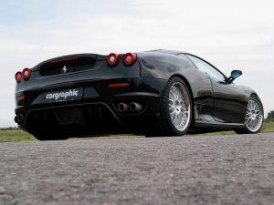 2008 Cargraphic - Ferrari F430 Coupe