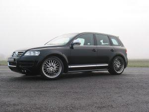 2008 Cargraphic - Volkswagen Touareg