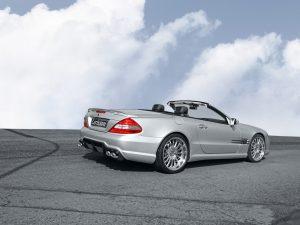 2008 Carlsson CK50 Mercedes SL 500