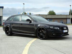 2009 Avus-Performance - Audi A4 Avant Black Arrow