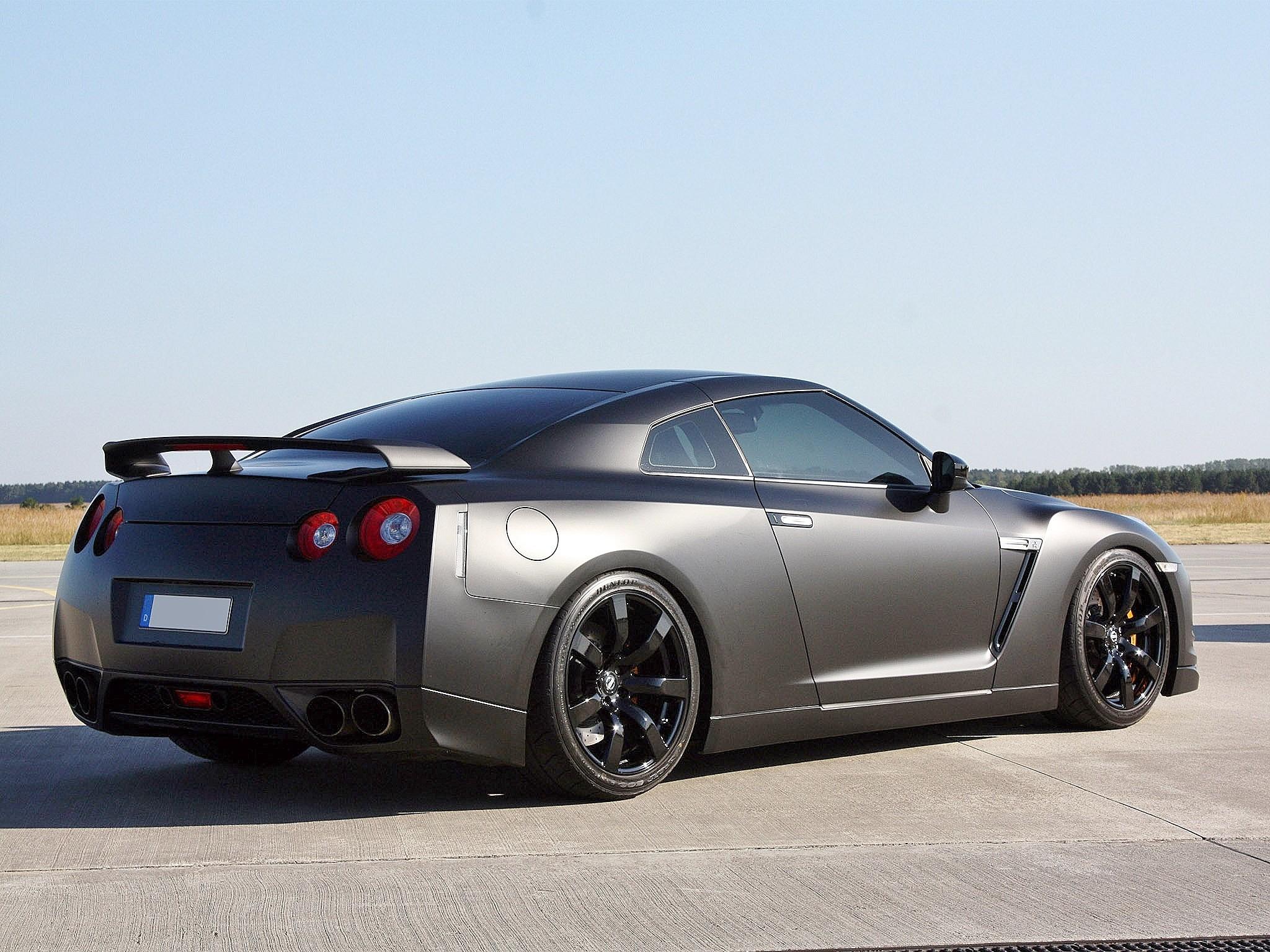 2009 Avus-Performance - Nissan GT-R