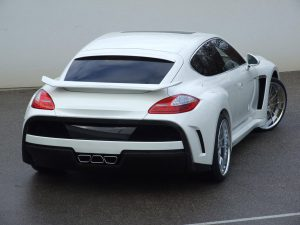 2009 Fab Design - Porsche Panamera 970