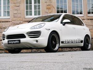 2010 Cargraphic - Porsche Cayenne KTC 300 958